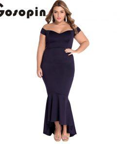 لباس بلند بزرگ سایز زنانه - ینزو  خرید مستقیم از کارخانه 8aa0cd69b4a0