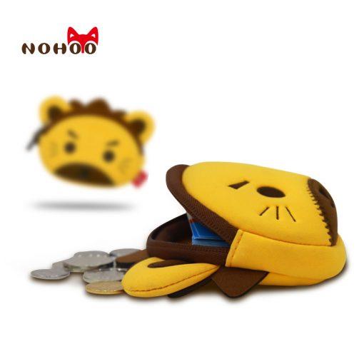 Nohoo Cute Coin Purse Kids Wallet Bag Coin Pouch Children's Purses Holder Girl Coin Wallet Boy's Wallet Women Earphone Box 2