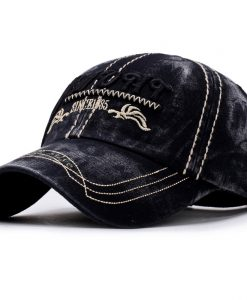 Baseball Cap Men Hat Spring For Jeans Dad Hat Polo Black Embroidered Luxury Brand 2018 New Designer Luxury Brand Casual Snapback 1