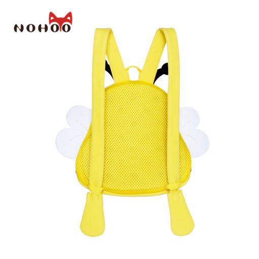 NOHOO 3D Cartoon Animals School Bags for Teenage Girls Waterproof Cute Children Backpacks Kids Baby School Backpack Bags 2