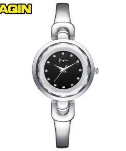 Original YAQIN bracelet Women Watch top brand watches Women 2017 elegant waterproof Montreux quartz watch Femme