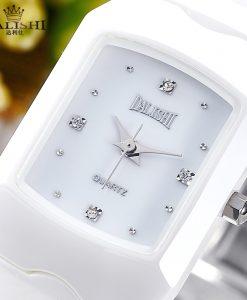 DALISHI Top Brand Lady Quartz Ceramic Watch Simple Women Fashion Dress wristwatch Famale Business Charm Clock Zegarki Damskie 1