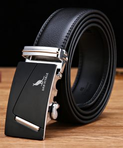 2017 men's fashion accessories new Luxury belts for male genuine leather designer men belt cowskin high quality free shipping 1