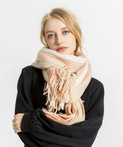 Scarves For Women Scarf Gift Cape Winter Designer Famous Brand Casual Clothing Accessories Apparel Clothing Winter Warm Cashmere 1