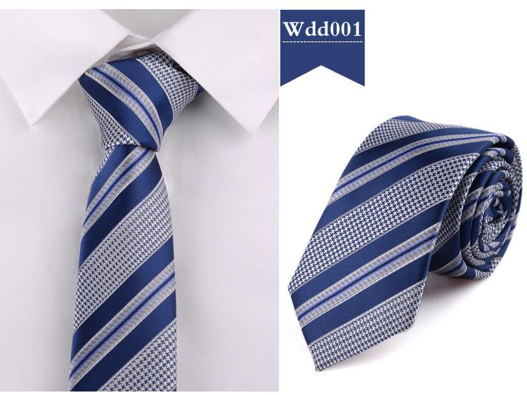 SHENNAIWEI 2017 hot sale 6cm neck ties for men 6 cm wedding accessories slim fashionable neckties man Party Business Formal lot 1
