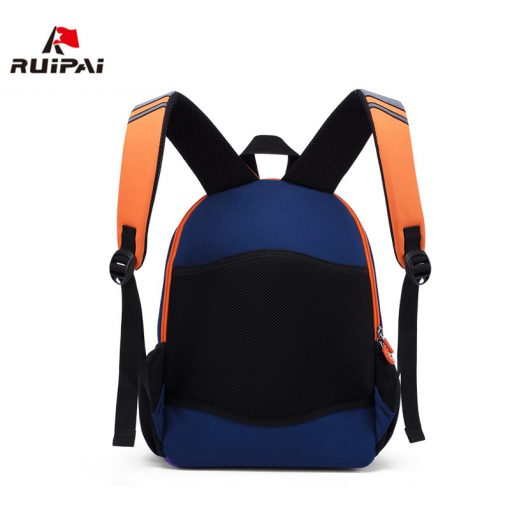 RUIPAI Nylon Children Backpacks Orthopedic School Bags for Children Primary School  for Girls Boys Kid kindergarten Backpacks 2