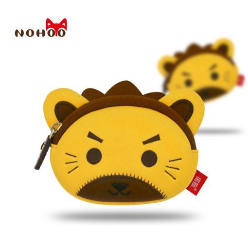Nohoo Cute Coin Purse Kids Wallet Bag Coin Pouch Children's Purses Holder Girl Coin Wallet Boy's Wallet Women Earphone Box 1