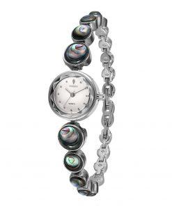 TIME100 Women Watch Fashion Vintage Bracelet Small Dial Alloy Abalone Shell Bracelet Quartz Watches relogio feminino