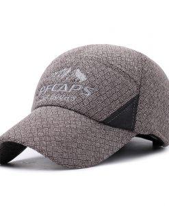 Baseball Cap Mens Hat Spring Chance The Rapper Hats Custom Snapback Bones Masculino Man Black Luxury Brand 2018 New Designer 1
