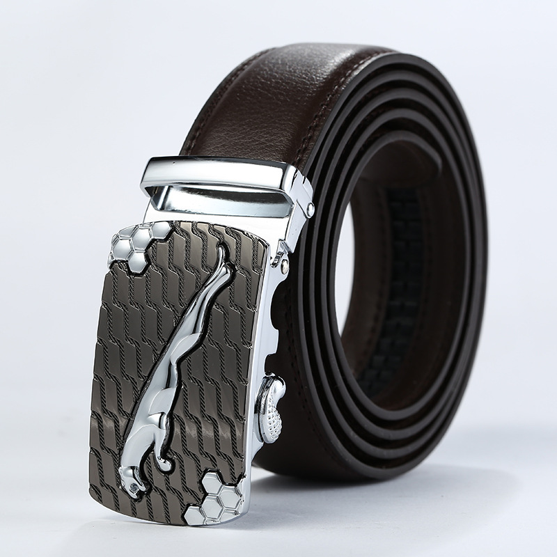 Belt For Men Belts Genuine Leather Cowskin Straps Large Size Buckle Cheap 2018 New High Quality Reversible Designer Casual Waist 1