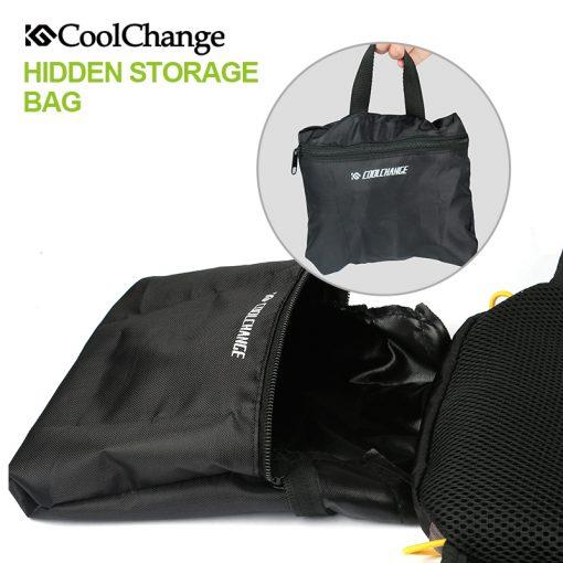CoolChange Bike Bag Ultralight Waterproof Sports Breathable Backpack Bicycle Bag Portable Folding Water Bag Cycling Backpack 1