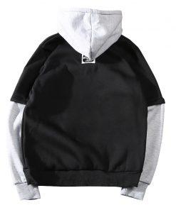 Men Hoodie Sweatshirt Moleton Velvet Autumn Winter Men Sweatshirt Mens MAGNATES Hoodies Sweatshirts Cotton O Neck Brand Hip Hop 1