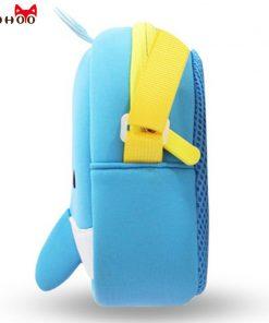 NOHOO Whale Mini Crossbody Bag Waterproof Neoprene Shoulder Bags For Girls Boys School Messenger Bags For Kids 1