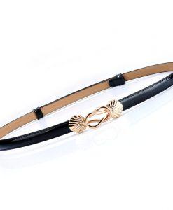 Belts Women Belt Genuine Leather Cinturones De Hombres Girdle Golf Buckles Silver For Dress Luxury Brand Ratchet Automatic Golf 1