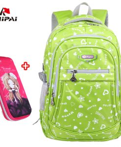 RUIPAI 2017 Oxford School Bags for Teenage Girls Waterproof Women School Backpack Fashion Student Book Bag Children Backpacks 1