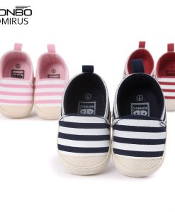 Soft Bottom Fashion Baby Moccasin Newborn Babies Shoes PU Leather Prewalkers Boots Fashion Gingham First Walkers for Kids