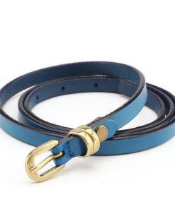 Belts Womens Belt Genuine Leather Golf Ceinture Cowboy Ratchet Slim Automatic Reversible 2018 New High Quality Designer Casual 1