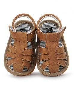 WONBO Brand Baby Sandals Fashion Baby Clogs Non-slip Summer New Sandals for Babies 1