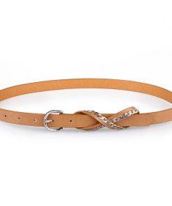 Belts Women Belt Silver Girdle Fashion High Quality Cinturones De Hombres Reversible Designer Casual Clothing Accessories Waist 1