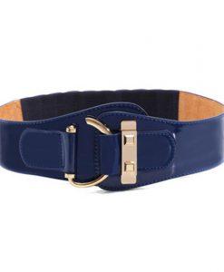Belts Womens Cummerbunds For Ol Ceinture Causal Woman Classic Style Black Stretch Buckles For Dress Luxury Brand Ratchet 1