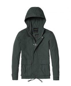 SIMWOOD 2018 Spring Jacket Men Fashion Slim Fit Casual Coats High Quality Windbreaker Plus Size Brand Hooded Jacket 180068 1