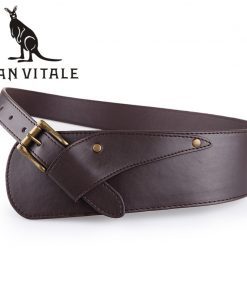 Women'S Cummerbunds Belts Gold Waistband Suspenders Buckles Gift For Dress Luxury Brand Ratchet Buckle 2017 New High Quality
