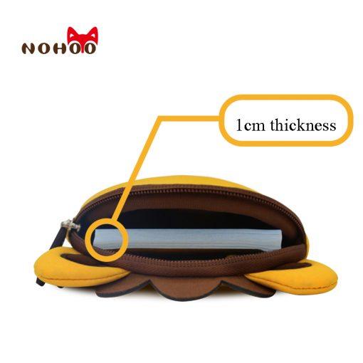 Nohoo Cute Coin Purse Kids Wallet Bag Coin Pouch Children's Purses Holder Girl Coin Wallet Boy's Wallet Women Earphone Box 3