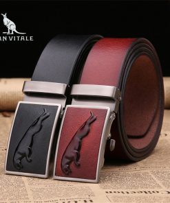 2018 new Brand men's fashion Luxury belts for men cowhide leather Belts for man designer automatic belt for jeans free shipping 1
