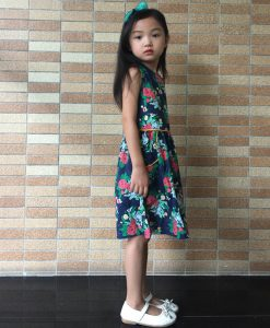 COSPOT 2018 New Rush Sale Girls Dress Baby Dresses Summer Party Princess Vestidos A-line Girl Dresses Girls Floral Dress C50 1