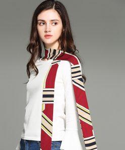 Scarves For Women Silk Scarf Bufanda Mujer Shawl Infinity Circle Crinkle Hijab Plaid Chiffon Designer Twill Fashion Cotton 2018  1