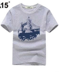 Boys Clothes Summer Tee Shirt Short Sleeve Toddler Girl tshirt Teenage t-shirt Kids t shirt for Boys Clothing Size 10 12 14 Year 1