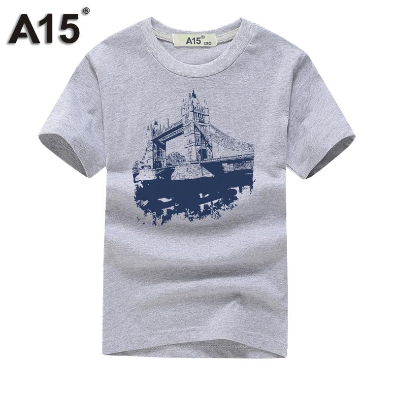 Boys Clothes Summer Tee Shirt Short Sleeve Toddler Girl tshirt Teenage t-shirt Kids t shirt for Boys Clothing Size 10 12 14 Year 1