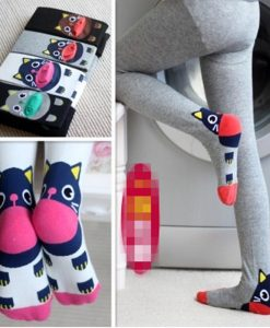 2016 new top quality Tights for girls stockings Cute Cartoon Girls Pantyhose Spring winter Stocking Kids Tights