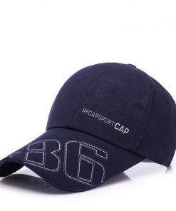 Baseball Cap Men Hat Spring Embroidered Dad Hat Polo Accessories Trucker Rick And Morty Snapback Hip Hop Golf Bone Pokemon K-Pop 1