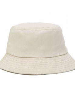 [AETRENDS] 2017 Hot Sale 7 Solid Colors Bucket Hats for Women Men Panama Bucket Cap Women Hat Z-1570 1