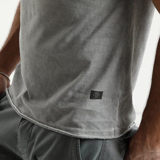 SIMWOOD 2018 Brand Fashion Casual Men T shirt Summer Short Sleeve O-neck Letter Print Slim T shirt Mens Tops Tee TD017112 4