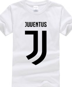 2017 New Juventus print Girls Boys T Shirt short bianconeri Camiseta fans club T-Shirt Casual Italian Gianluigi Buffon Tops Tees
