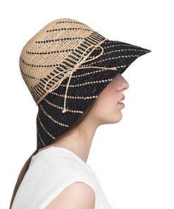 FS Nature Raffia Straw Hats For Women Summer Wide Brim Beach Visors Cap Female Sun Hat Basin Caps Sombreros 1