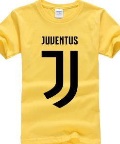 2017 New Juventus print Girls Boys T Shirt short bianconeri Camiseta fans club T-Shirt Casual Italian Gianluigi Buffon Tops Tees 1