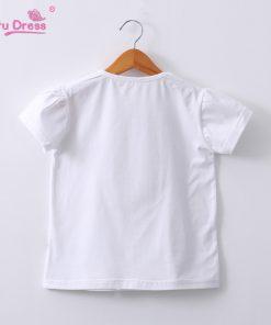Summer Short Sleeves Boys Tops Teen Clothes Kids Shirts Kids Ladybug Girl Cartoon T-shirt For Girl Tees  1
