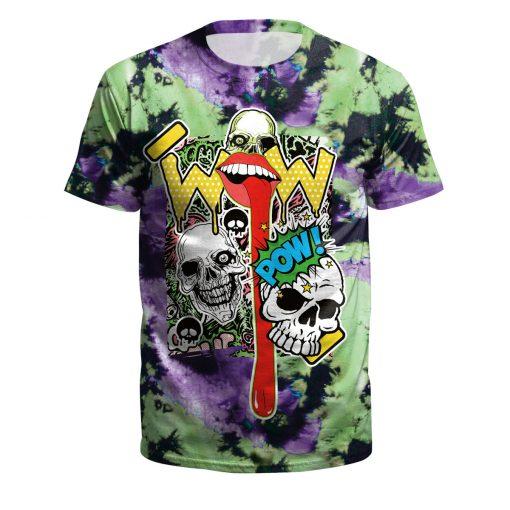satan T shirt death scary evil Hip Hop satanism grim reaper T-shirt supernatura Men/women tshirt american horror story 1