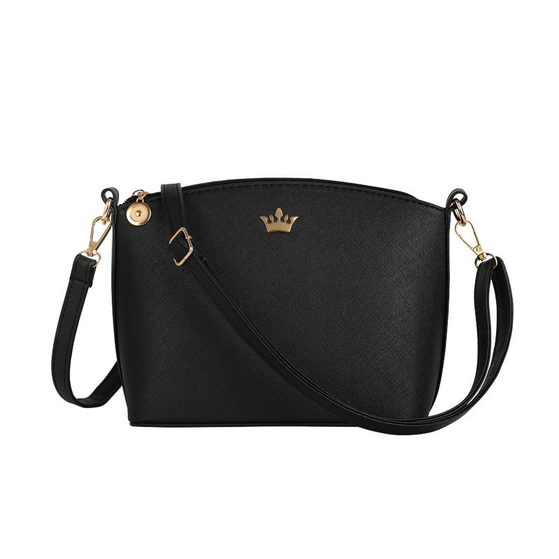 YBYT brand 2018 new small joker leisure Imperial crown shell package high quality women shopping handbags ladies shoulder bags 1