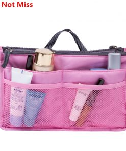 Do Not Miss Drop ship Hot cosmetic bag Multifunction cosmetic makeup bag for women High quality travel toiletry organizer bags