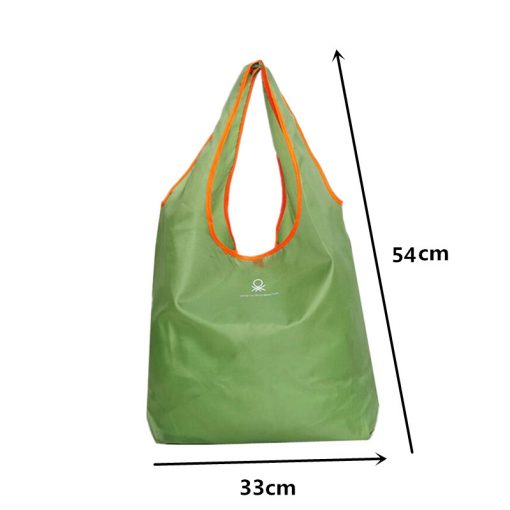 Mihawk Fashion Foldable Shopping Bag reusable grocery bags Durable Multifunction HandBag Travel Home Storage Bag Accessory Stuff 1