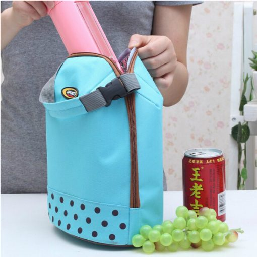 Do Not Miss Picnic Bag Protable Ice Bag Oxford Hand Carry Thickened Cooler Pack 4 Color Lunch Package Food Thermal Organizer Bag 3