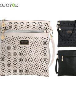 Luxury Handbags Women Bags Designer Hollow Out Women Messenger Bags Shoulder Crossbody Bag Women Leather Handbags Bolsa Feminina 1
