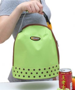 Do Not Miss Picnic Bag Protable Ice Bag Oxford Hand Carry Thickened Cooler Pack 4 Color Lunch Package Food Thermal Organizer Bag 1
