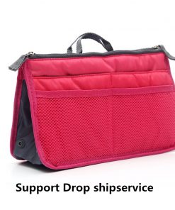 Do Not Miss Drop ship Hot cosmetic bag Multifunction cosmetic makeup bag for women High quality travel toiletry organizer bags 1