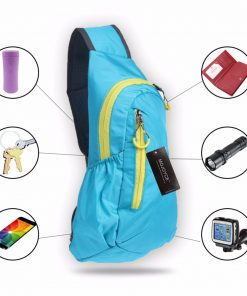 Multi-function Men Chestpack Waterproof Chest Bags Men Women Casual Crossbody Bags High Quality Shoulder Bag Unisex Handbag Hot 1