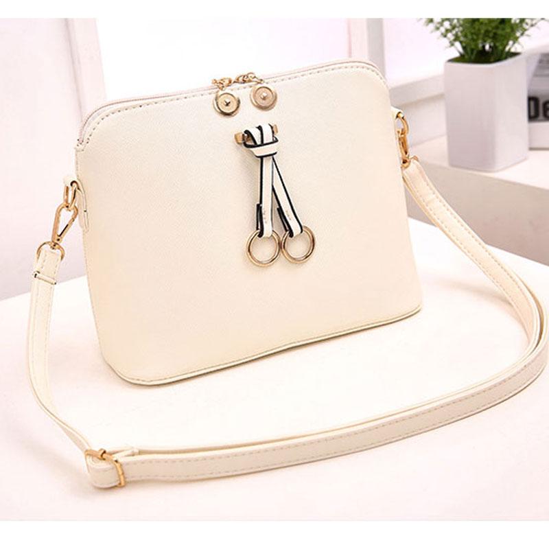 REPRCLA High Quality Tassel Messenger Bags New Fashion Women Crossbody Shoulder Bags Designer Handbags Shell Bags 1
